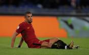 Играч на Рома отново се изяви като камикадзе на пътя