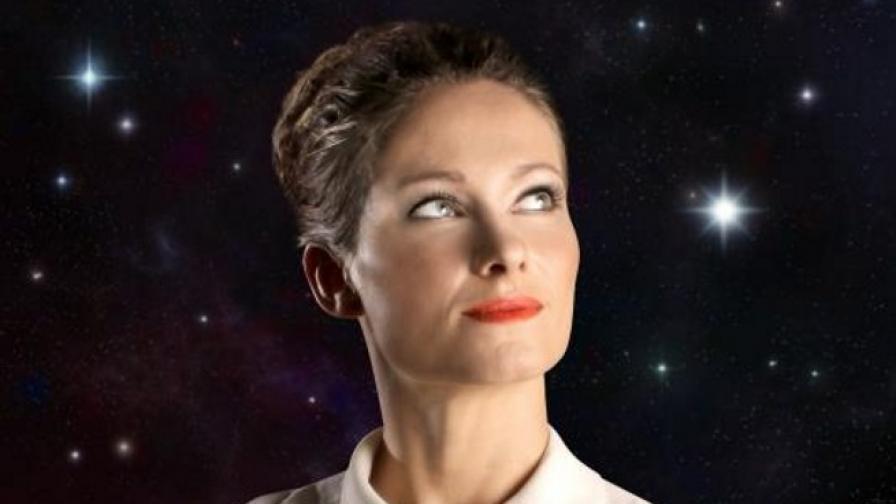 """Адриана Маре ще бъде гост на """"Следваща цел: Марс"""""""