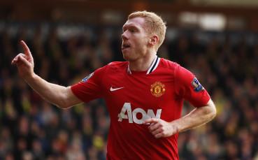 Пол Скоулс: Дори и Меси би страдал в Манчестър Юнайтед