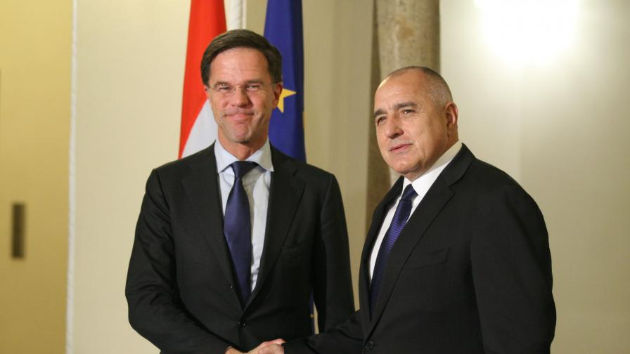 Холандия ни подкрепя за Шенген