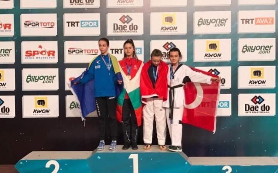 България стартира с 6 медала европейското в Турция