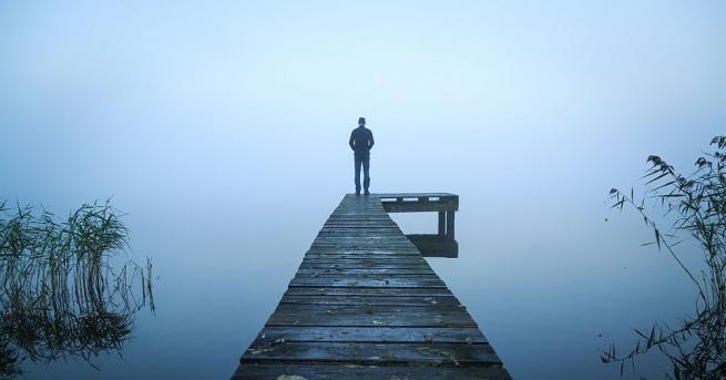 Снимка: Сега живеят най-самотните хора в историята в историята на човечеството