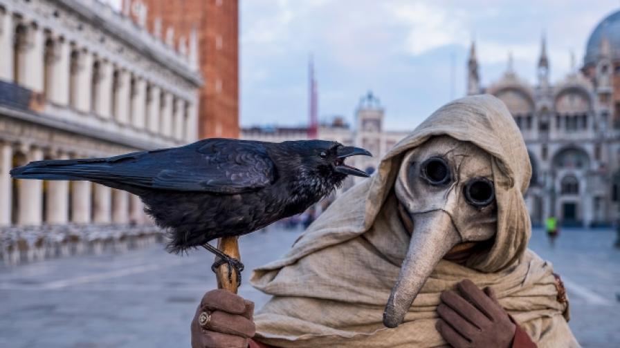 Карнавалът във Венеция е сред най-популярните в света.