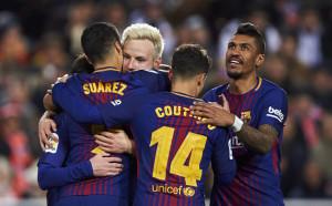 Барселона преследва рекорд срещу Жирона