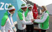Стефка Костадинова към олимпийците: Искам да ви дам цялата си  сила