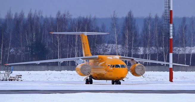 Катастрофата на руския Ан-148 може да е причинена от обледяване