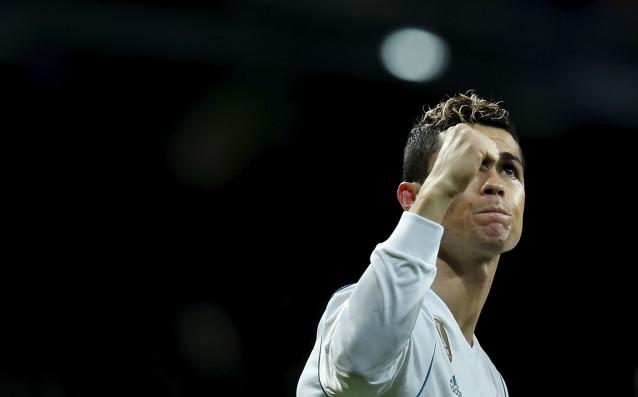 Преди първия осминафинален мач от Шампионската лига между Реал Мадрид
