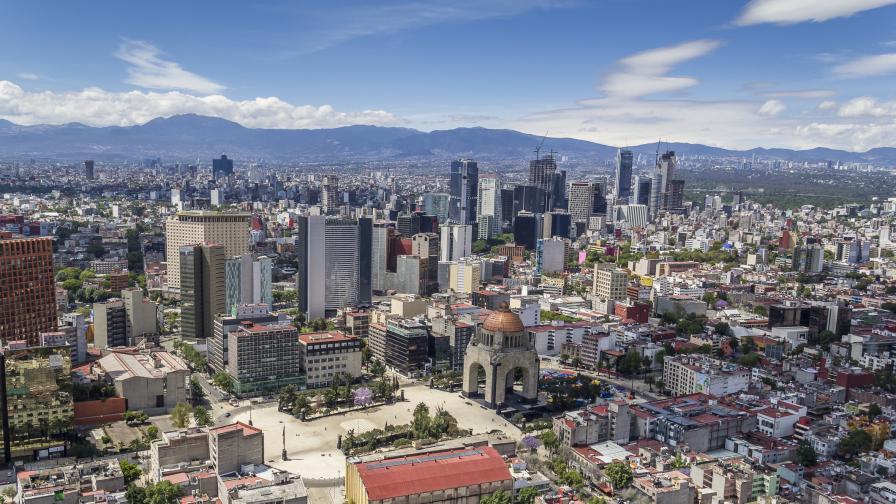 Мексико Сити