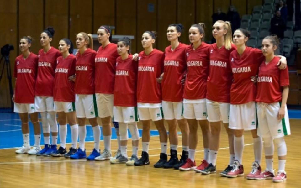 Промяна при баскетболистките за гостуването на Испания