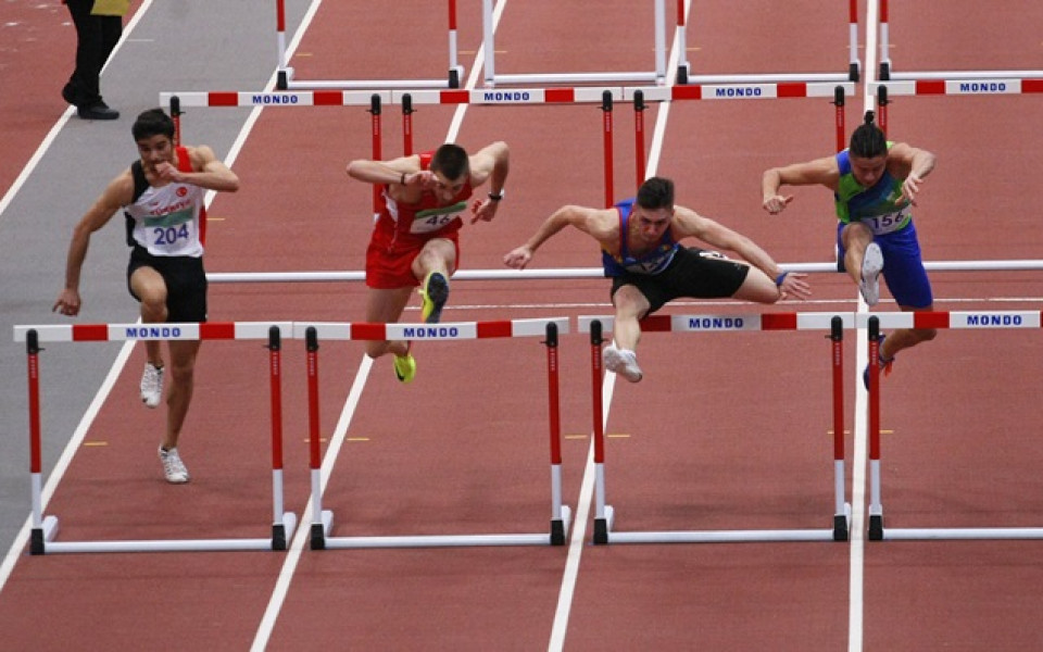 Федерацията по лека атлетика обяви състава за Балканиадата