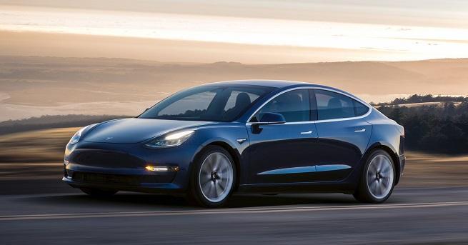 Tesla, чийто планове са да произвежда по 2500 коли Model