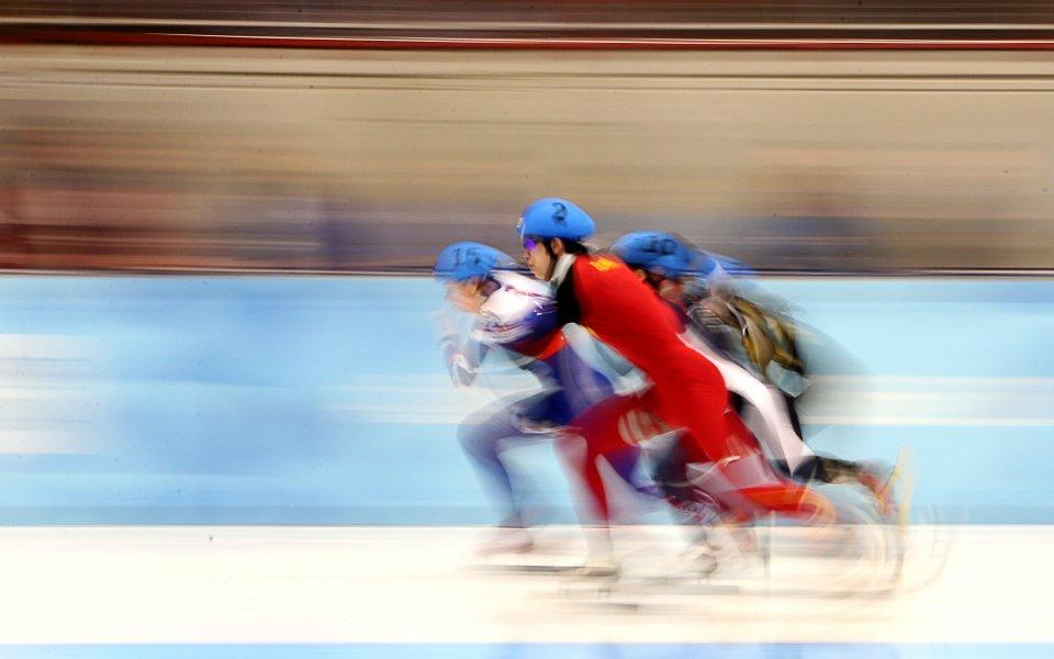 Щафетата на Корея с олимпийски рекорд на 5000 м