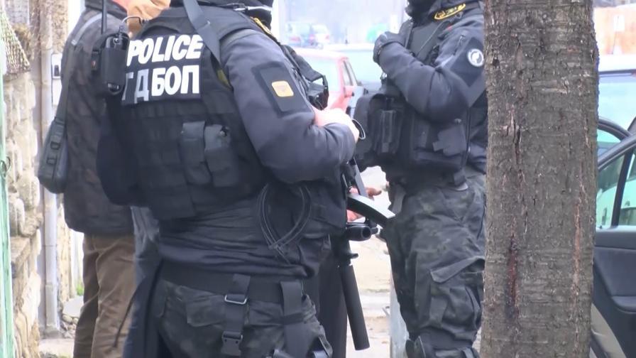 Акцията в Казанлък ударила наркоканал за Австрия