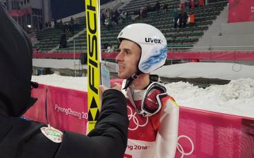 Владимир Зографски завърши  47-и в първото състезание за сезона