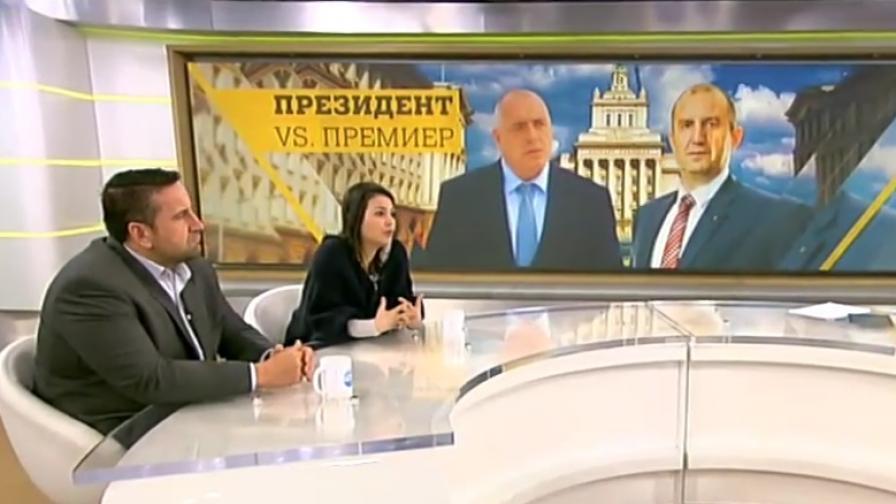 Защо името Пеевски скара Радев и Борисов