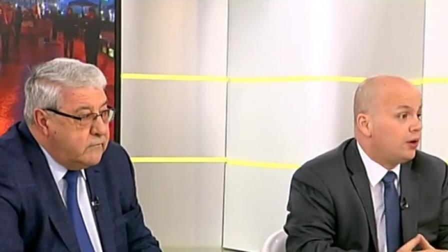 Александър Симов: ГЕРБ имат всички възможности да махнат Жаблянов