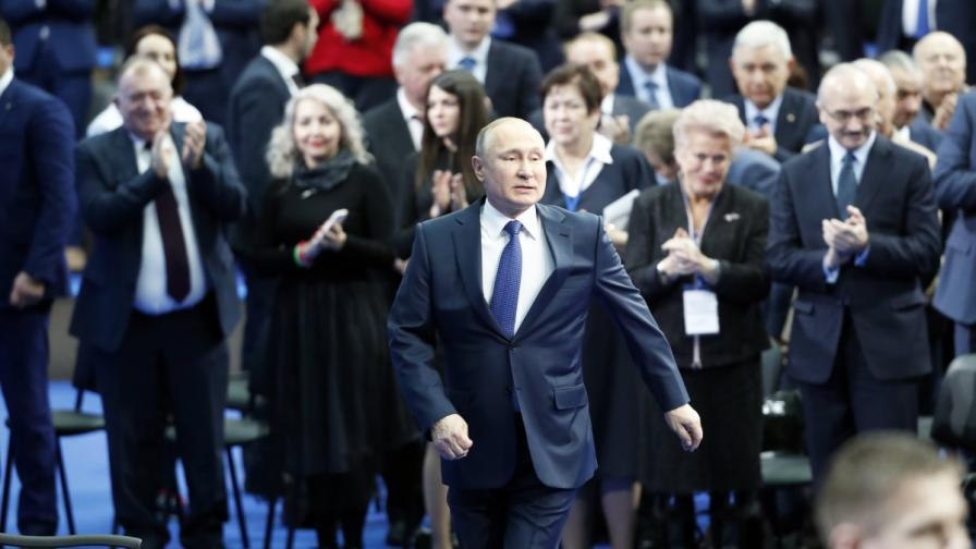 Завръщането на Русия към ерата на Съветския съюз