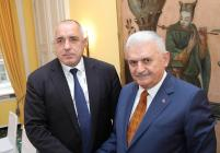 Борисов спокоен по темата НАТО след среща с Йълдъръм