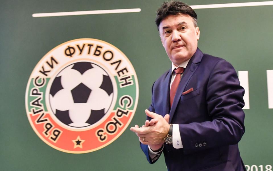 Борислав Михайлов направи лаконичен коментар за подадената си оставка по-рано