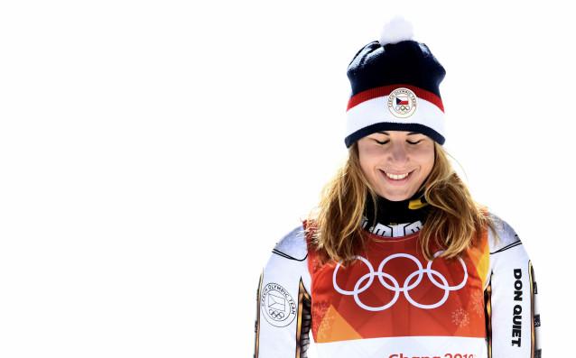Естер Ледецка триумфира със стартов номер 26<strong> източник: Gulliver/Getty Images</strong>