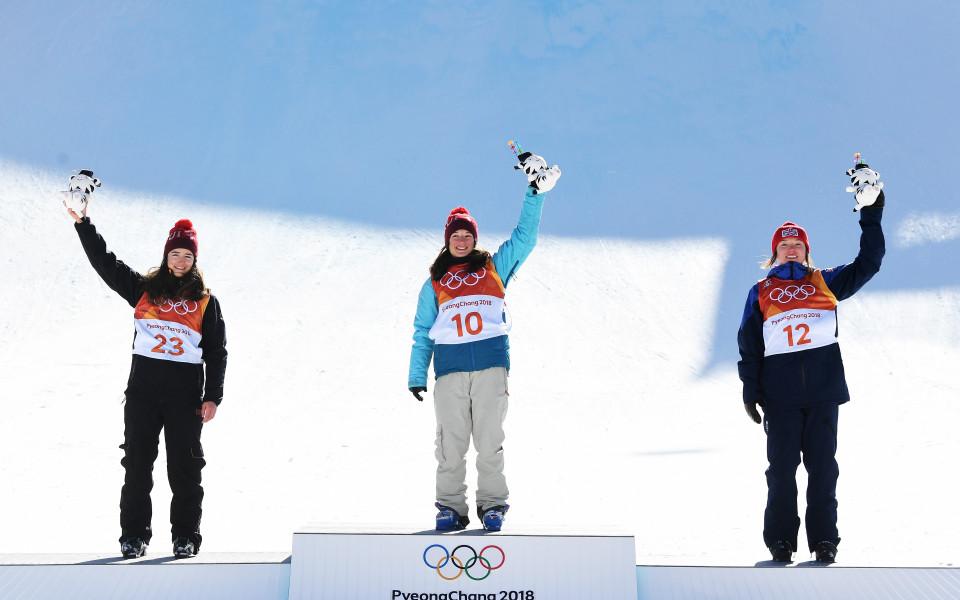 Швейцарска доминация в ски-свободния стил при жените