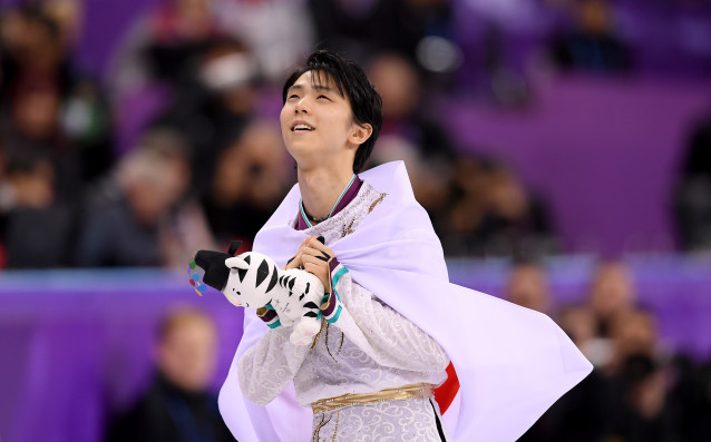 Юдзуру Ханю източник: Gulliver/Getty Images