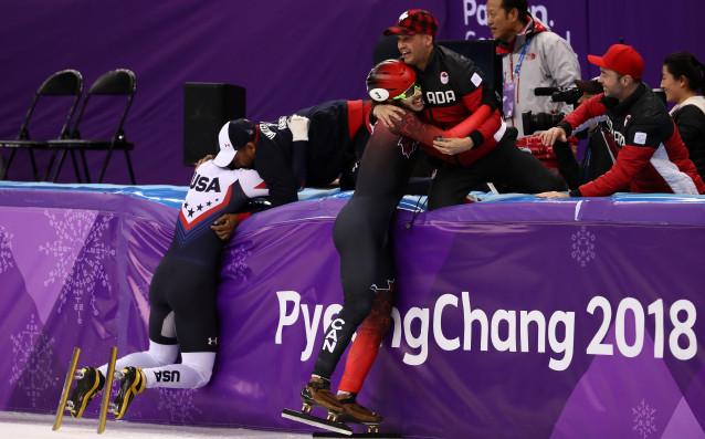 Титла за Канада на 1000 метра в шорттрека за мъже
