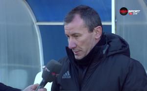Стамен Белчев: Хареса ми победата като резултат