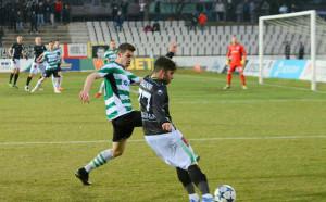Героят за Берое номер 1 в мача с Черно море
