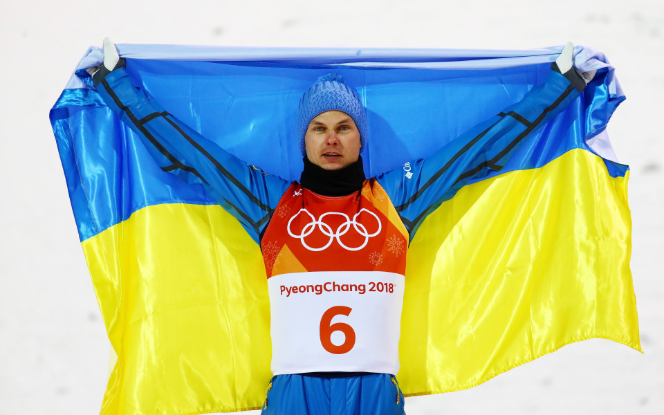 Ски акробат донесе злато на Украйна