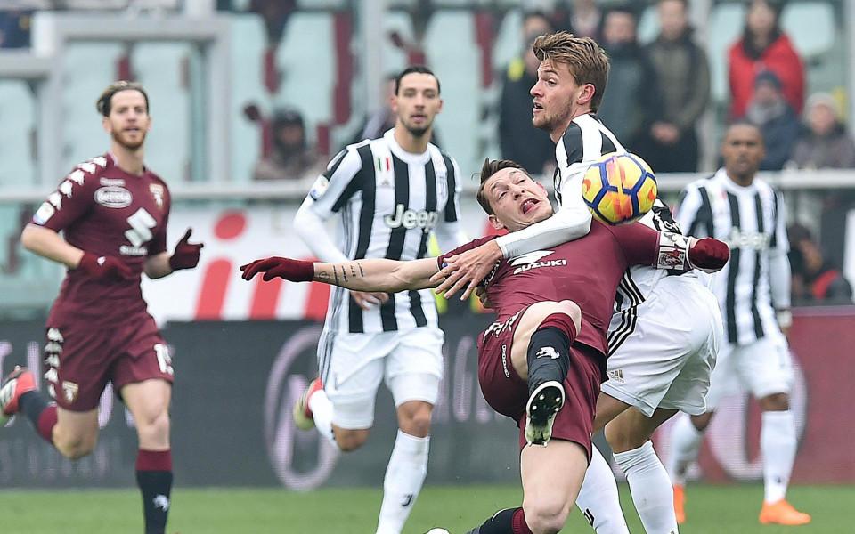 """Торино гостува на """"Алианц Стейдиъм"""" в дербито с Ювентус, което"""