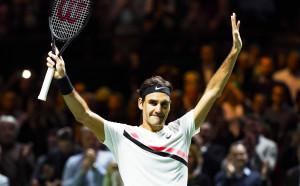 Федерер: Прекрасна седмица, надявам се Григор да е добре