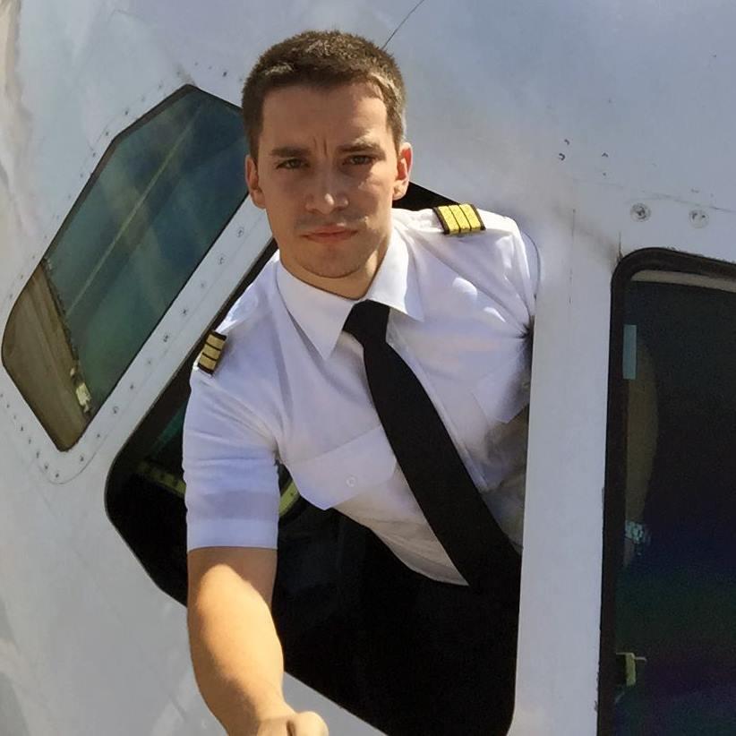 4 години Васил работи за една от най-големите авиокомпании в Германия.