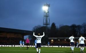 Голям срам за Тотнъм срещу последния в Лига 1