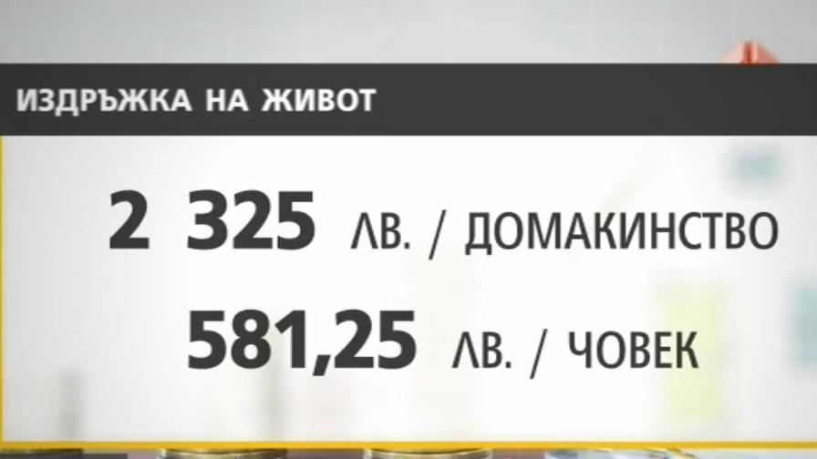 Растат ли наистина доходите в България и колко скъп е животът