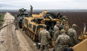 Кой печели и кой губи от турската интервенция в Сирия