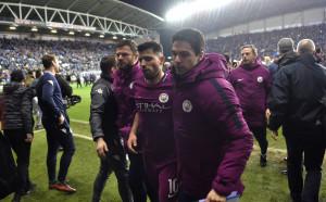 Кун Агуеро може да изгори за финала срещу Арсенал