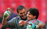 Най-добрите приятели сред футболистите