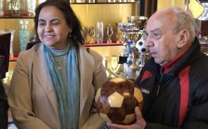 Посланикът на Мароко се впечатли от музея на Българска армия