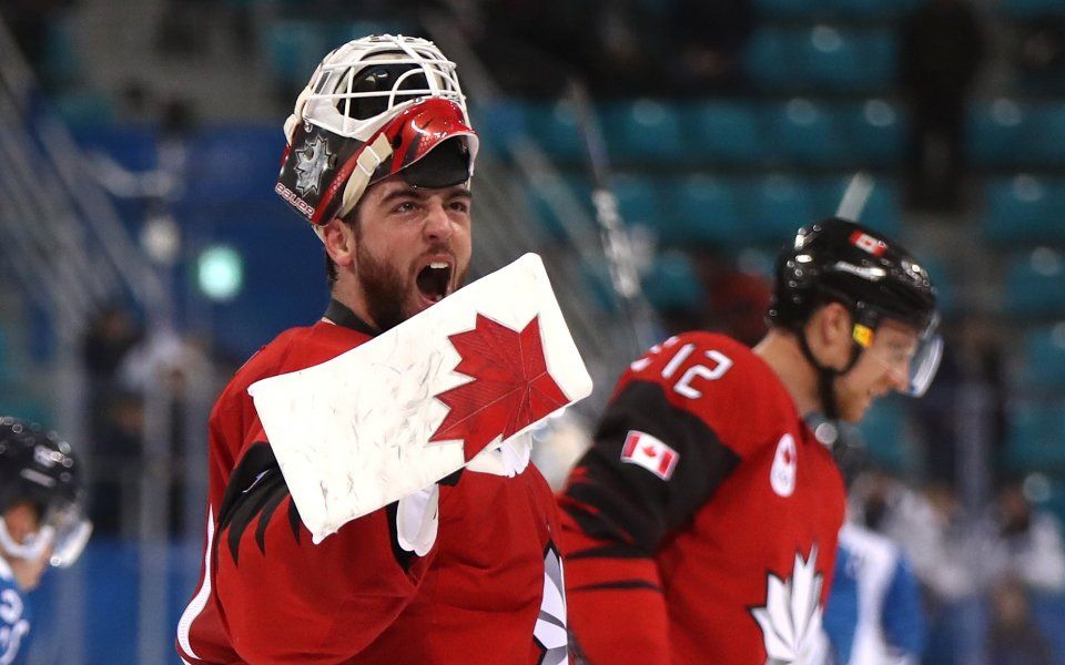 Канада се класира за финала на Световното първенство по хокей на лед