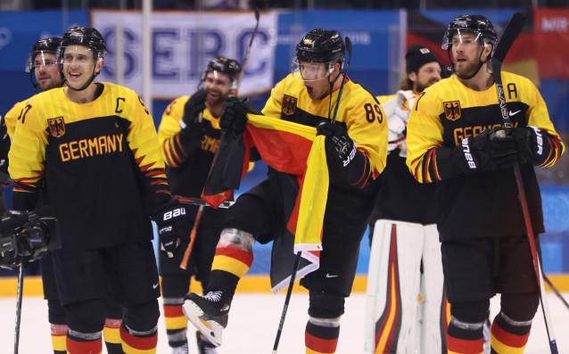 Сребърните медалисти от Сочи 2014 Швеция отпаднаха от хокейния турнир
