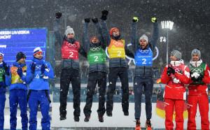 Германия смаза конкуренцията в отборното по ски-северна комбинация