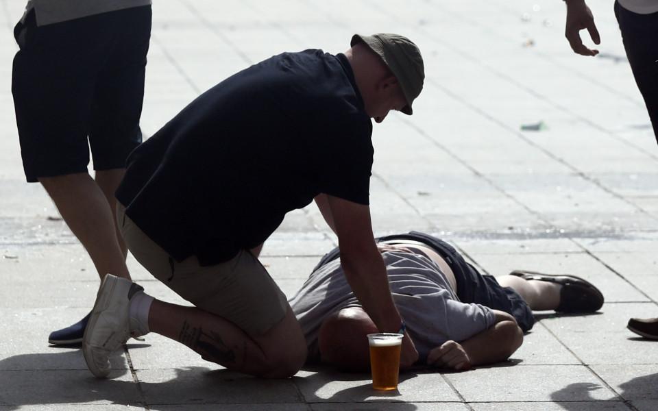 Руски хулиган може да гние дълго в затвора за боя на Евро '16