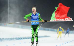 Беларус изненада всички в женската щафета на биатлона