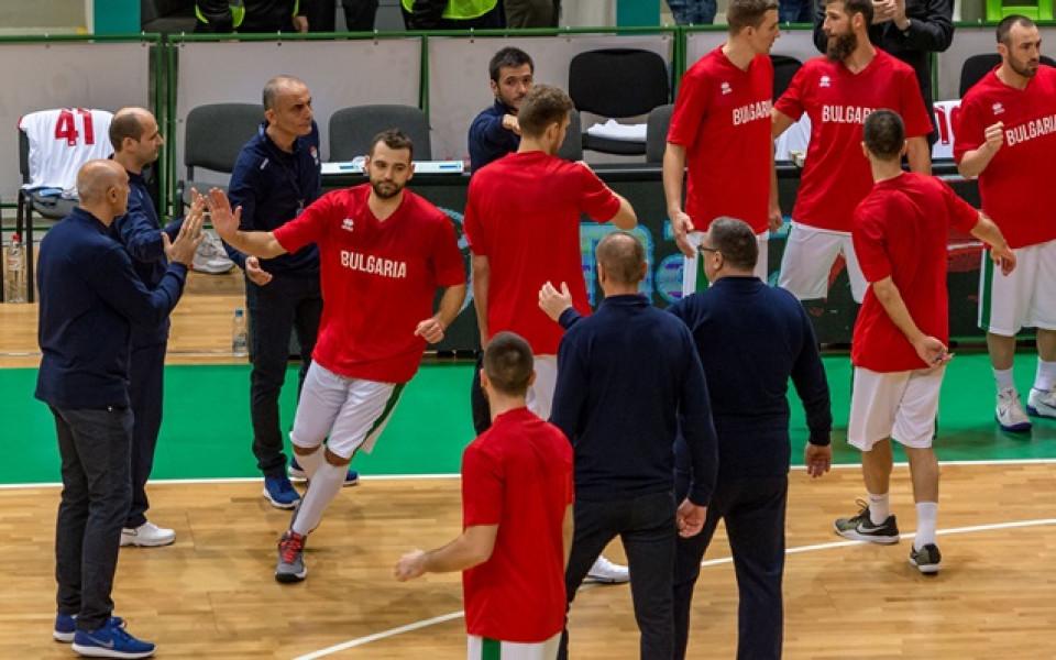 България продължава битката за Световното през 2019 година