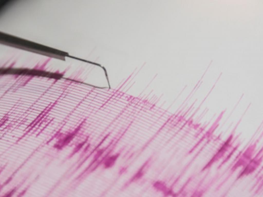 Земетресение в планината Вранча