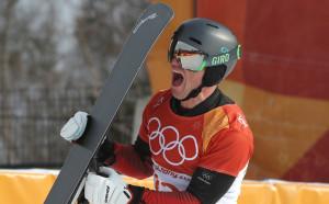 Галмарини спечели олимпийската титла в паралелния гигантски слалом