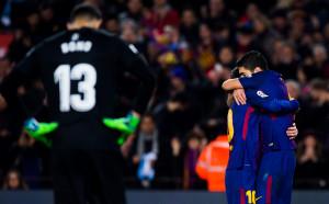 Барселона не изпуска газта по пътя към титлата в Ла Лига