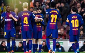 "Барселона срещу Бока Хуниорс за трофея ""Жоан Гампер"""