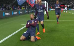Мбапе не бави дълго Марсилия
